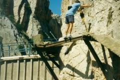 1994 El Choro Gorge