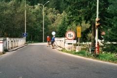 Border with Slovakia