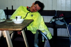 Under Audax rules you have to rest within the overall allowed time