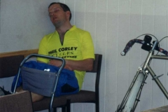 Under Audax rules you have to rest within the overall allowed time.