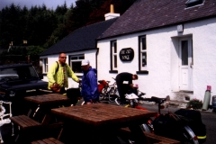 The Old Forge Inn, Inverie