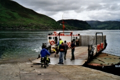 Glenelg Ferry