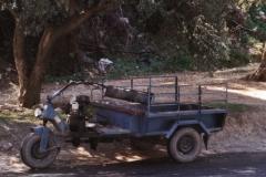 Local tractor-trailer