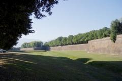 City Walls, Lucca