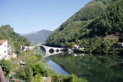 Roman Bridge, Ponte a Moriano