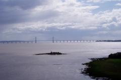 The new Severn Road Bridge