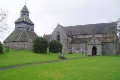 St Mary's Church, Pembridge