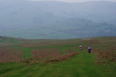 Sheila and Kevin on Hergest Ridge