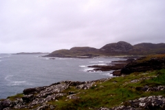 Northwards from Ardnamurchan Point