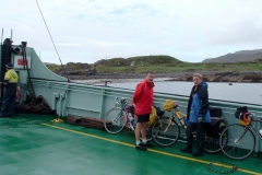 Leaving Kilchoan for Tobermory, Ardnamurchan