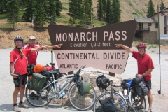 The Continental Divide
