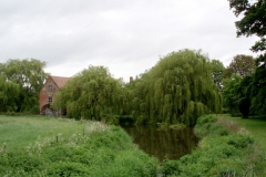Water mill near Hartpury