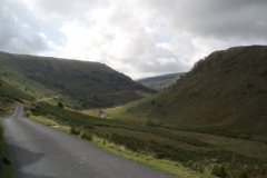 Abergwesyn mountain road