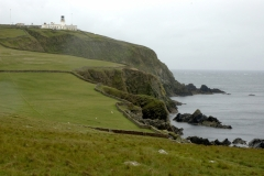 The lighthouse at Sumburgh Head