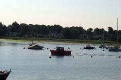 River Hamble estuary