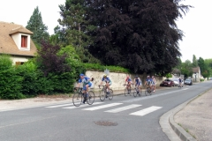 Sunday is cycling day in France