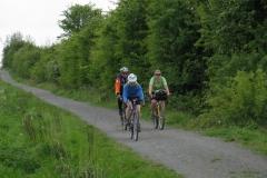 Andy, Lowri and Sheila near Yelvertoft