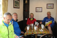 Meeting at the Meriden Café