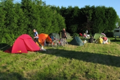 Campsite at Ranksborough