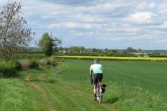 Track near Walton