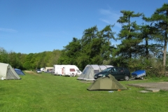 Camping at Chipping Norton