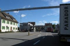 Lichtenstein -  Austria Border, Feldkirch