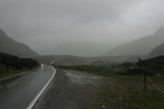 Dam on Silvretta Stausee