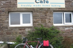 Hartside Café, 575m