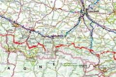 Pyrenees Route