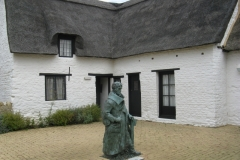 John Clare, Helpston - the local bard