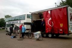 Bike Bus at Northampton