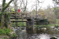 Tavy Bridge near Mary Tavy