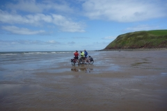 The beach at St.Bees