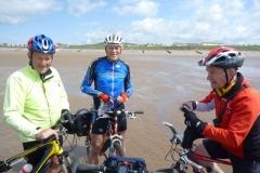 Tony, Peter Key and Bob