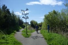 Cleator Moor Cycle Path
