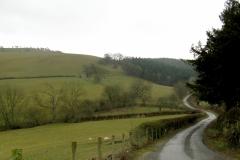 Hornby Hill, Llandinam