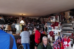 Café at Pegasus Bridge
