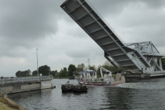 Pegasus Bridge opens