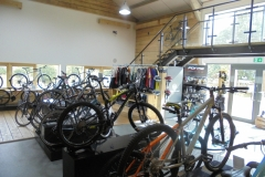 Mont Ventoux Cycle Shop and Café in Tugby