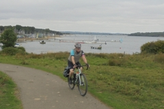 Jeff at Rutland Water