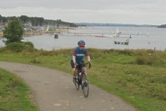 Vicky at Rutland Water