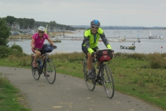 Pip & Peter at Rutland Water