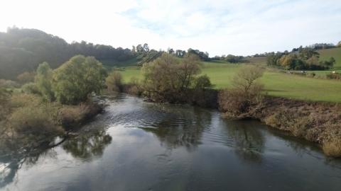 River Wye near Goodrich
