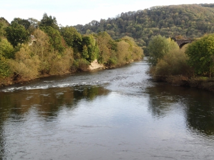 River Wye Monmouth