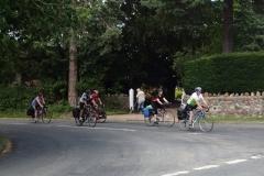 Near Hanley Swan