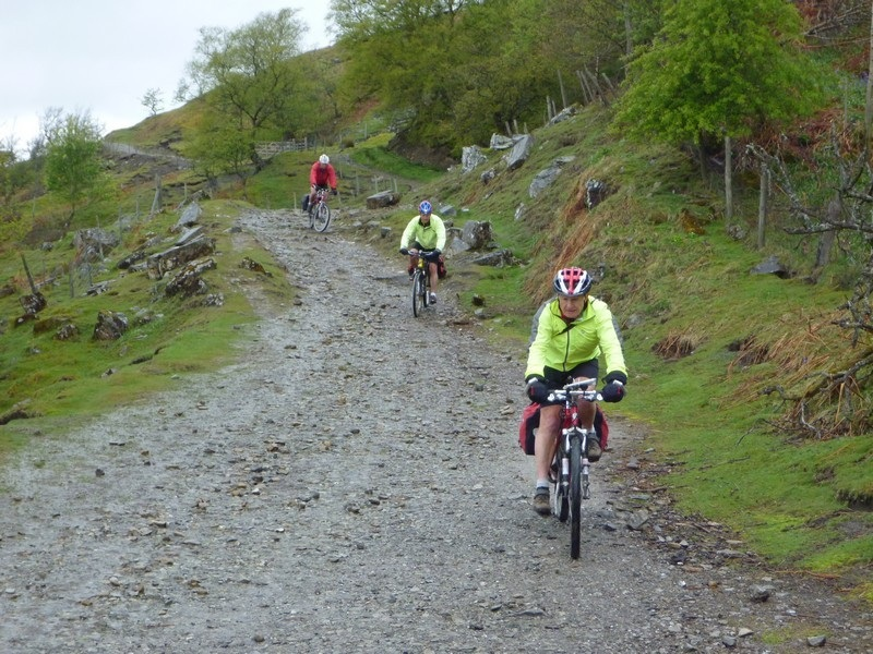 Wheelwrights Coast to Coast - 2012 - Swaledale