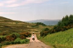 Road to Portavadie