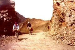 1993 At 3000m, on a track below the summit of Mulhacen