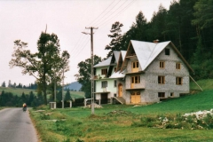 Typical rural homestead
