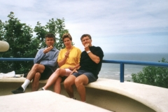 Kevin, Sheila and Bob
